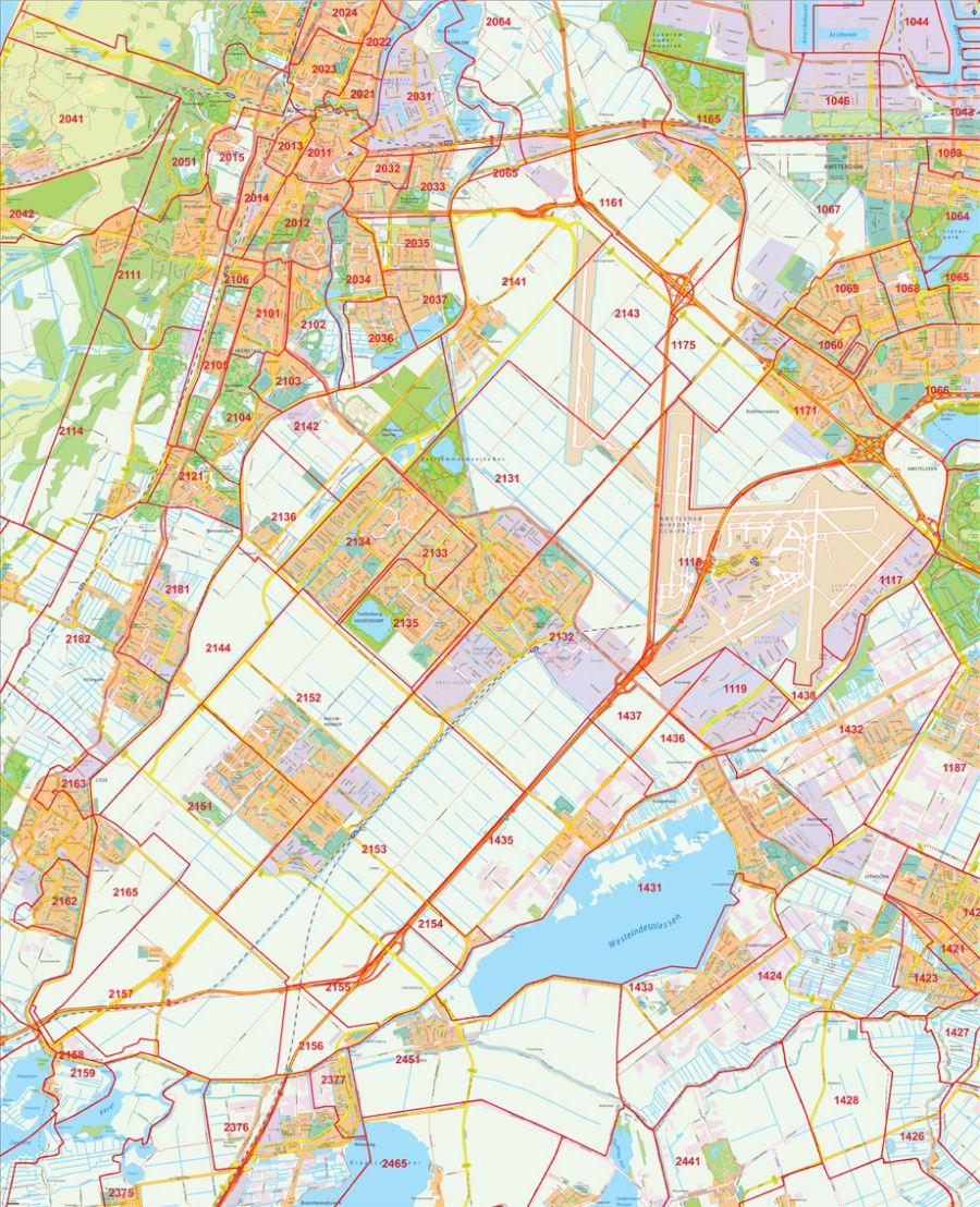 kaart groningen plaatsen kaart